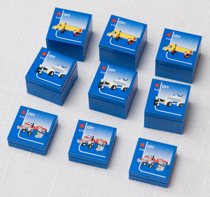 review do set 3221 lego city truck